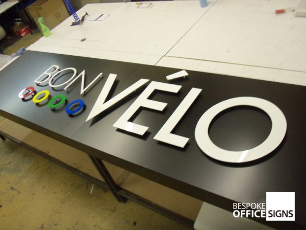 Office Fascia Signs