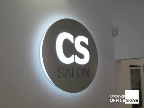 Illuminated Office Wall Signs Illuminated Business Signs