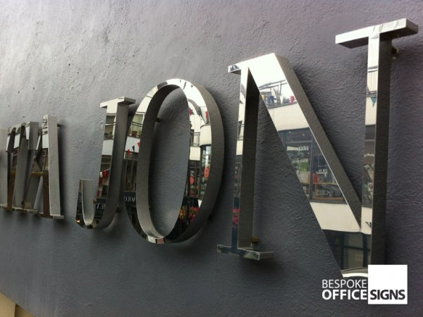 Used Vans For Sale Near Me >> Metal Office Signs | signage johannesburg, signage ...