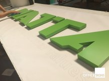 Metal Office Signs Signage Johannesburg Signage