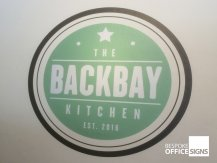 Backbay kitchen