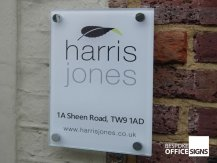 Harris Jones Plaques