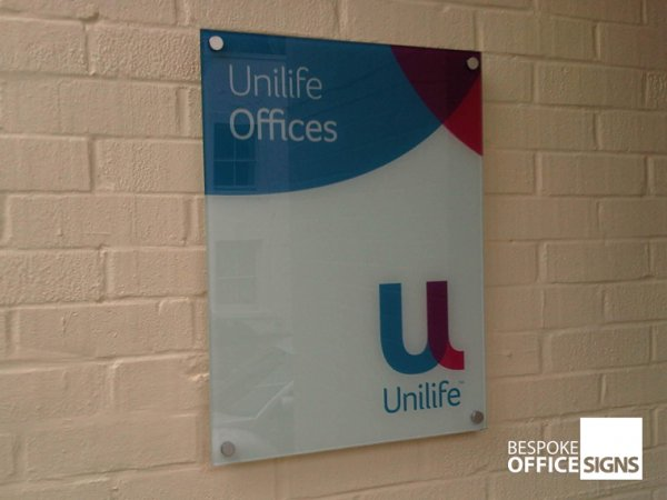 Office Walls Signs Uk Glass Plaques Amp Acrylic Signs