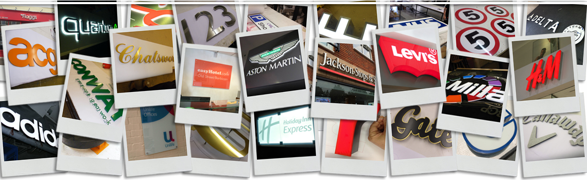 shop sign company